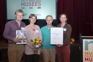 Het museum wint de prijs van de kinderjury!