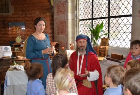 W-E Patrimoine en l(vi)e 14 et 15/04: Sire Nicolas l'apothicaire