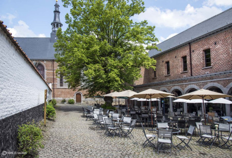 La brasserie-terrasse