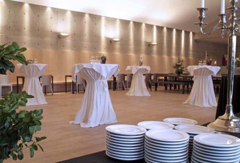 La cafétaria-restaurant