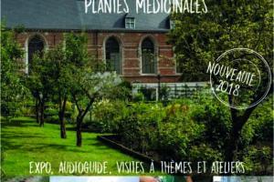 Nouveauté 2018! Un bouquet d'animations autour du jardin des plantes médicinales