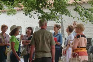 Focus sur les plantes médicinales avec Chantal Parduyns (24/06)