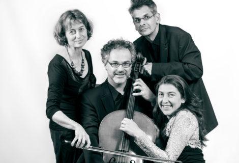 Limocello Quartet op zondag 10 juni