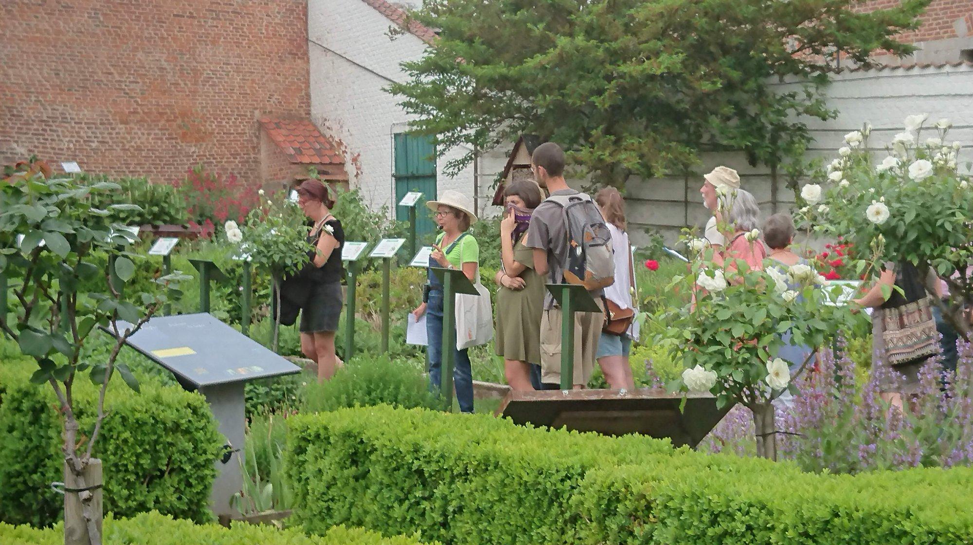Visite jardin « La manne céleste à portée de main », le 30 septembre