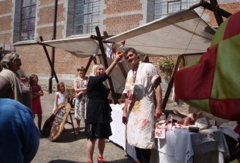 Arthus, le surgien, le 30 et 31 mai et le 1 et le 2 juin.