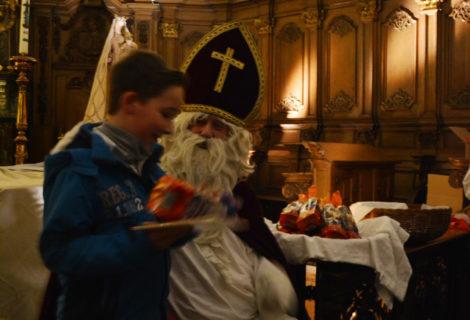 Après-midi familles Saint-Nicolas, le 01/12/2018