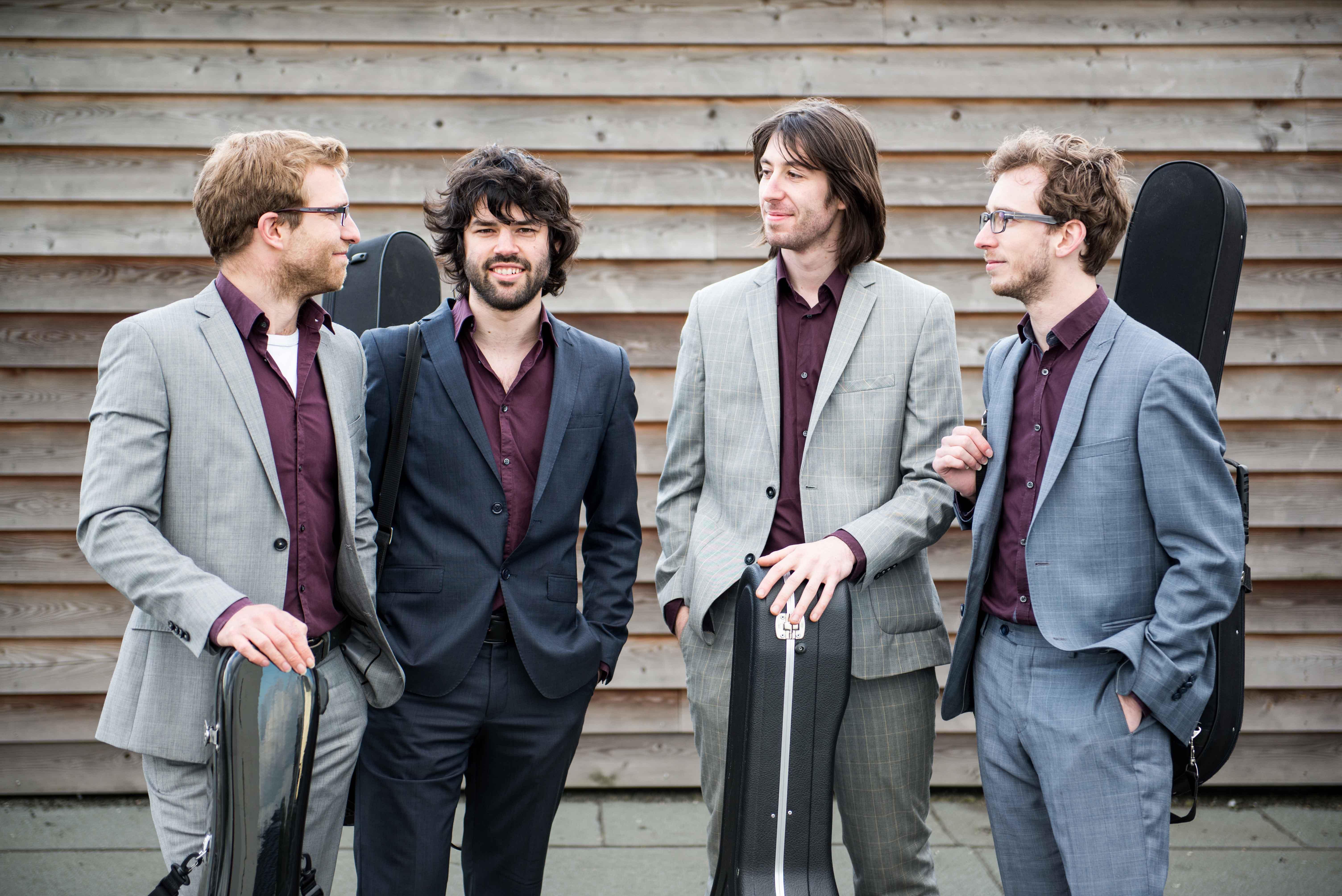 « Four Aces Guitar Quartet » le dimanche 31 mars à 17h.