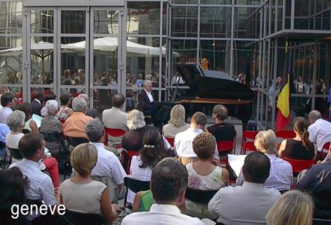 Concert de piano de Olivier De Spiegeleir, le 28/04 dès 14h