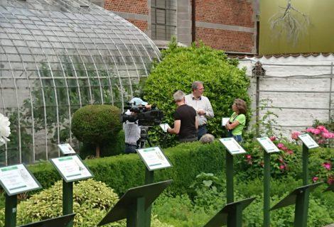 Le jardin de simples de l'Hôpital Notre-Dame à la Rose dans l'émission «Jardins et Loisirs» ce 17 mars!