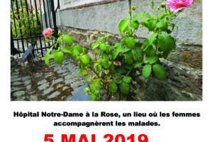 « Naître & mourir accompagné » de Christiane Mispelaere le dimanche 5 mai à 17h  ( conférence )