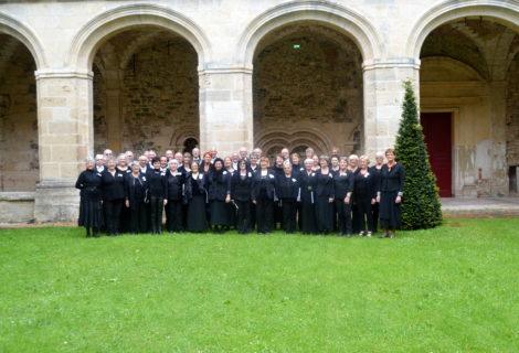 Concert du chœur Guillaume Dufay de Chimay, dimanche 20/10 à 17h