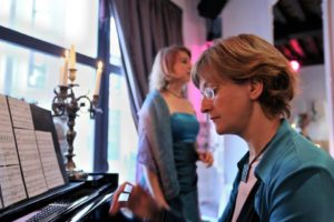 Concert Duo Infinita, op 20/09 vanaf 14u