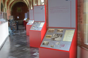 Les collections du musée de l'Hôpital de Jolimont à l'Hôpital Notre-Dame à la Rose