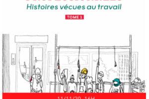 Présentation du «Bureau des secrets professionnels» par ses auteures  Dominique Costermans et Régine Vandamme le 11 novembre à 16h