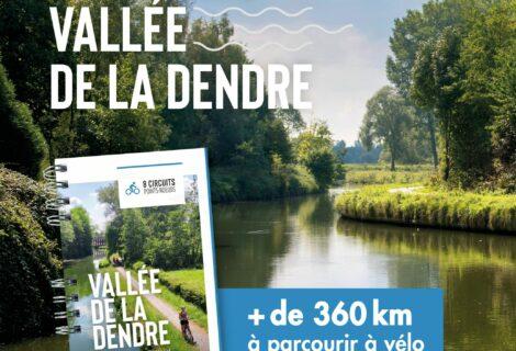 Animation dans le cadre du lancement du topoguide vallée de la Dendre