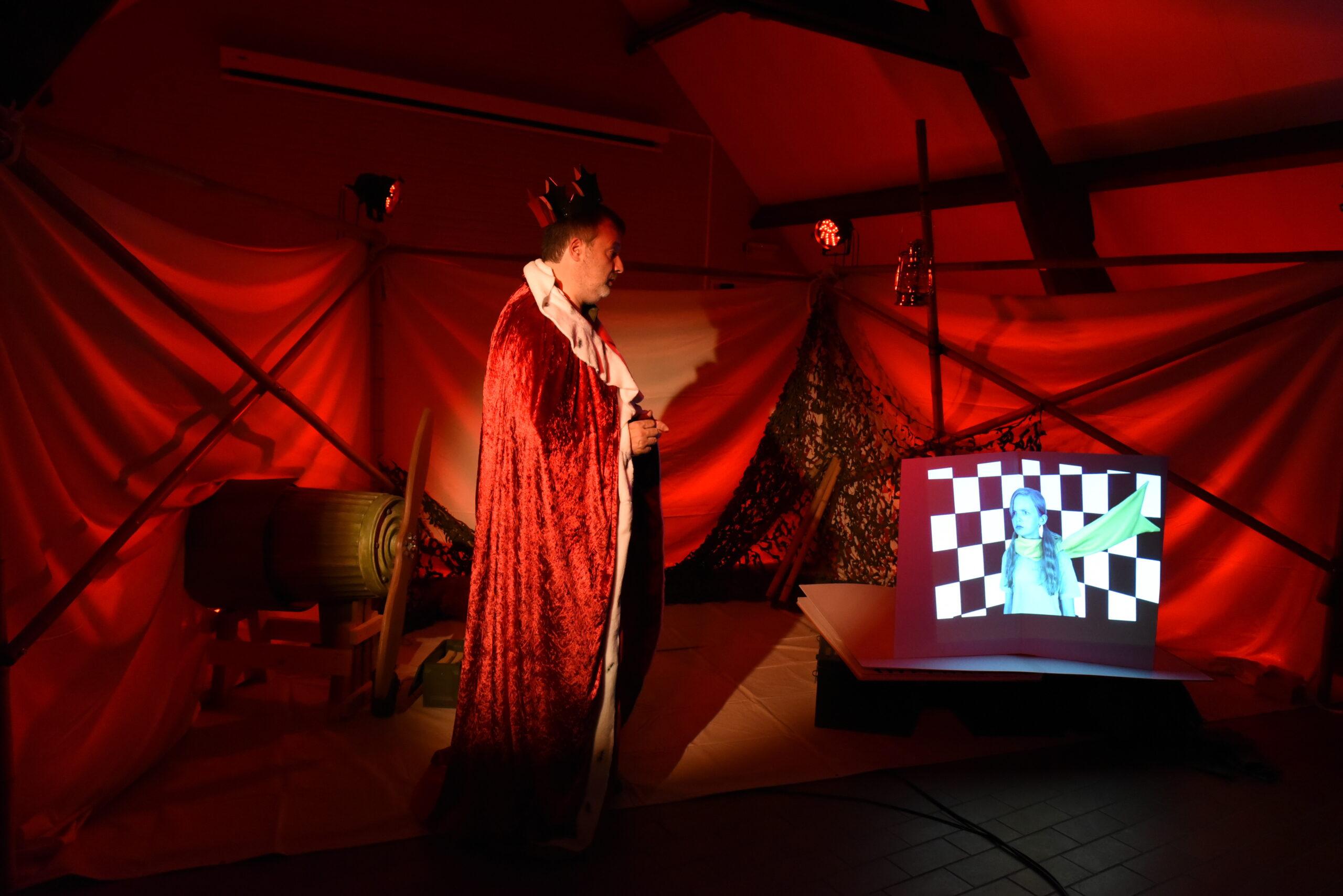 Nocturne Spectacle Petit Prince et couscous royal, le 30/07