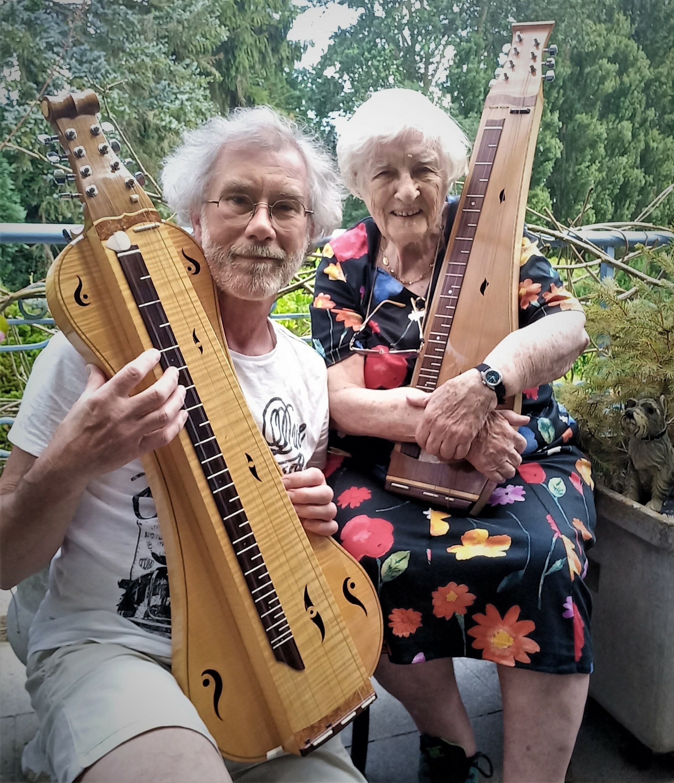 Le  duo d'Epinettes le 1er août à 15h